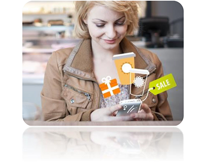 mobile savings app campaign target activation