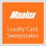 Loyalty Card Sweepstakes