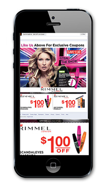 mobile digital coupon
